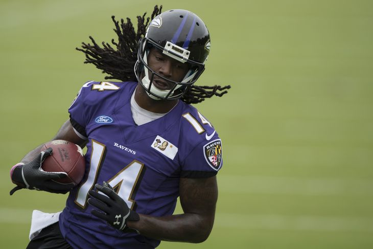 Marlon Brown Primed For a Big 2015?