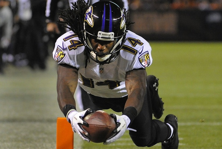 Ravens Who Could be on Notice in 2015