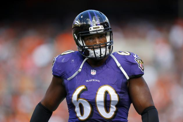 Ravens May Be Stuck with Eugene Monroe