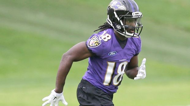 Where is Breshad Perriman?