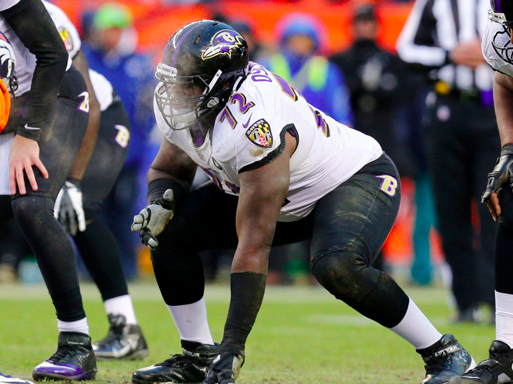Kelechi Osemele Focused on 2015