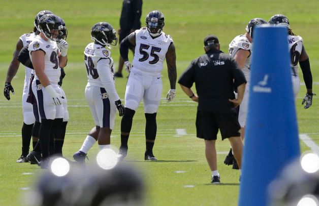 Ravens Mandatory Minicamp is Underway