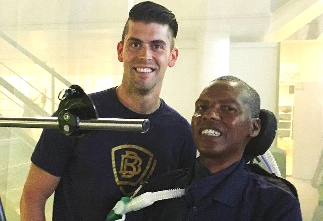 Justin Tucker Zumbas For ALS