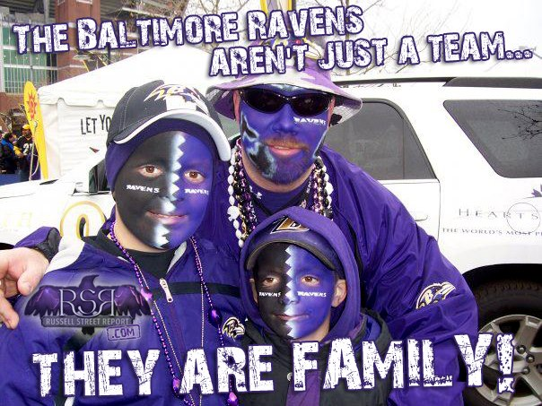 MY Ravens Are a Blessing to Baltimore