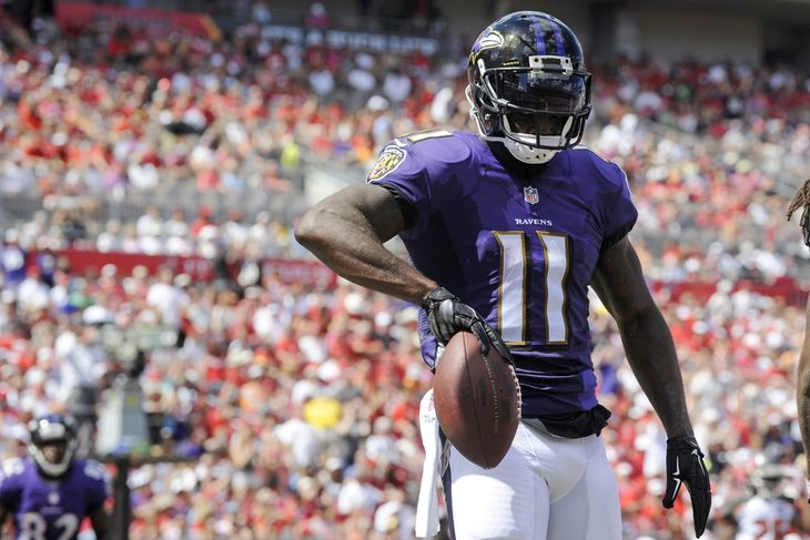 Ravens Find Bargains at Wide Receiver?
