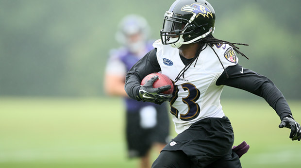 Ravens Strengthen Secondary