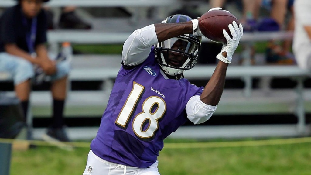 Perriman's Absence Leaving Big Void