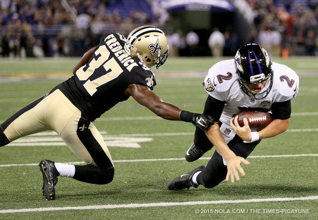 Preseason 2015: Ravens 30, Saints 27