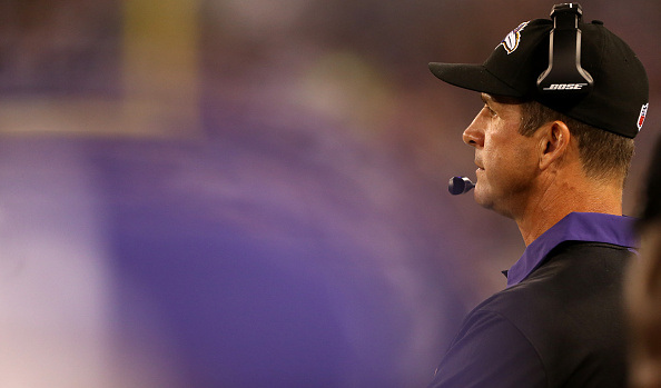 Harbaugh Hot Over Preseason