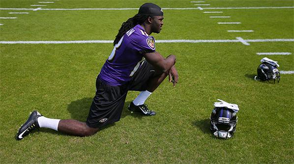 Did Ravens Miss Perriman's Red Flags?
