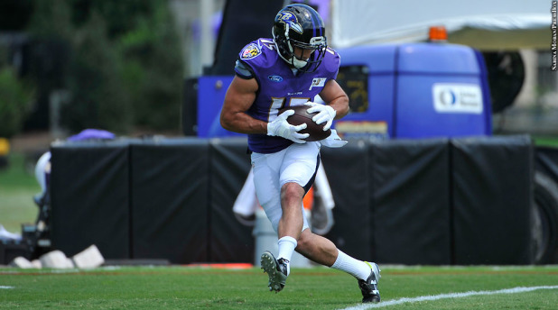 Ravens, Eagles Kick Off Joint Practices