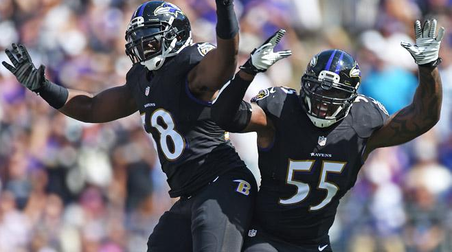 Ravens @ Jaguars – Friday/Game Status