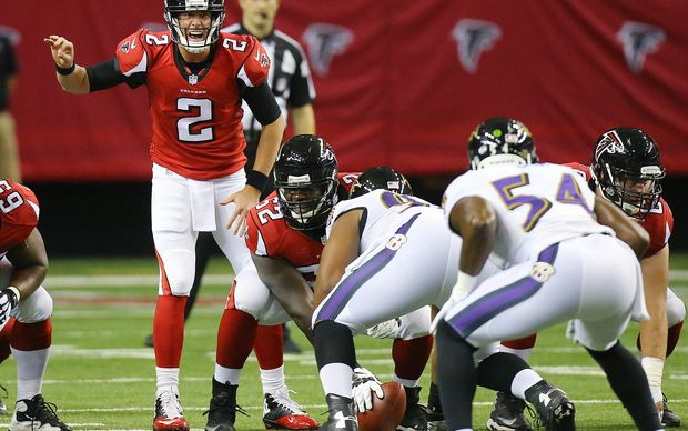 Knee Jerks: Falcons 20 Ravens 19