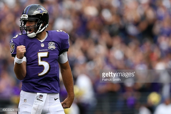 Joe Flacco Expects to Play Saturday
