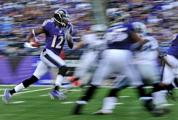 Why The Ravens Lack Playmakers