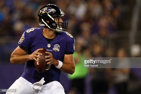 Schaub is Here to Stay