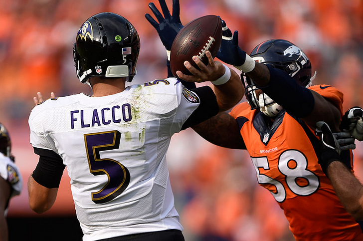 Collapsing Edges Doom Ravens in Denver