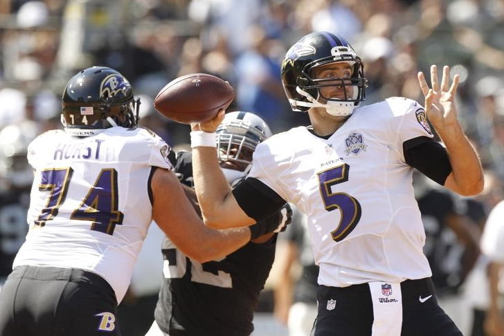 Flacco Injury Shouldn't be a Surprise