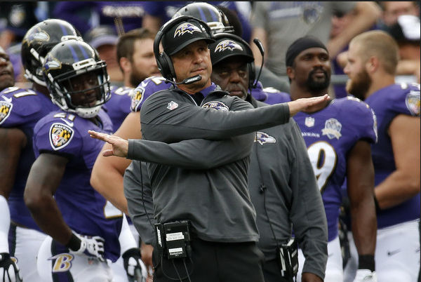 Ravens Not Thinking About Draft Position
