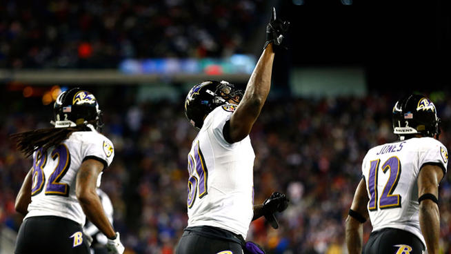Moments in Time With The Ravens