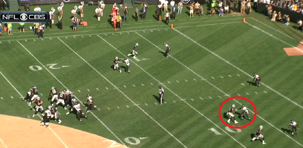 Will Hill holding penalty screenshot 2