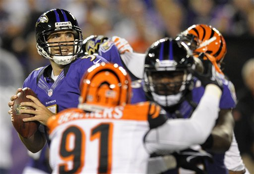 Ravens Feeling a Sense of Urgency