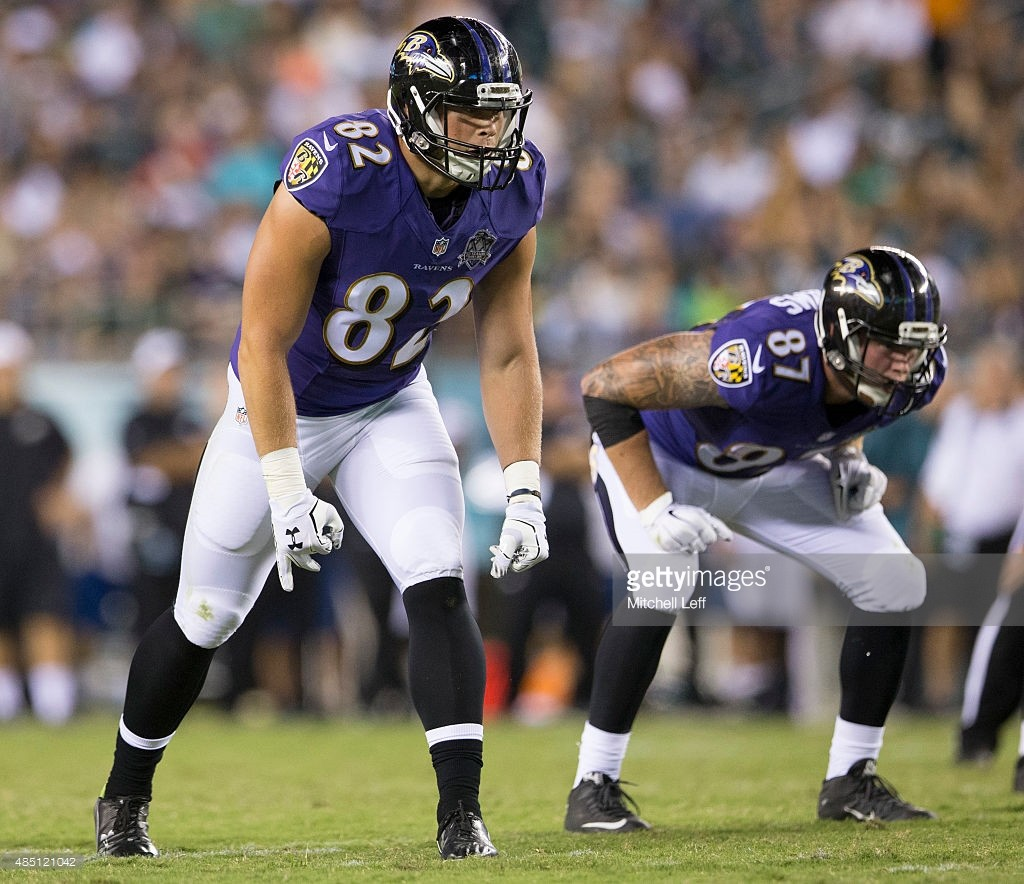 Rookie TEs Make Fans Forget About Pitta