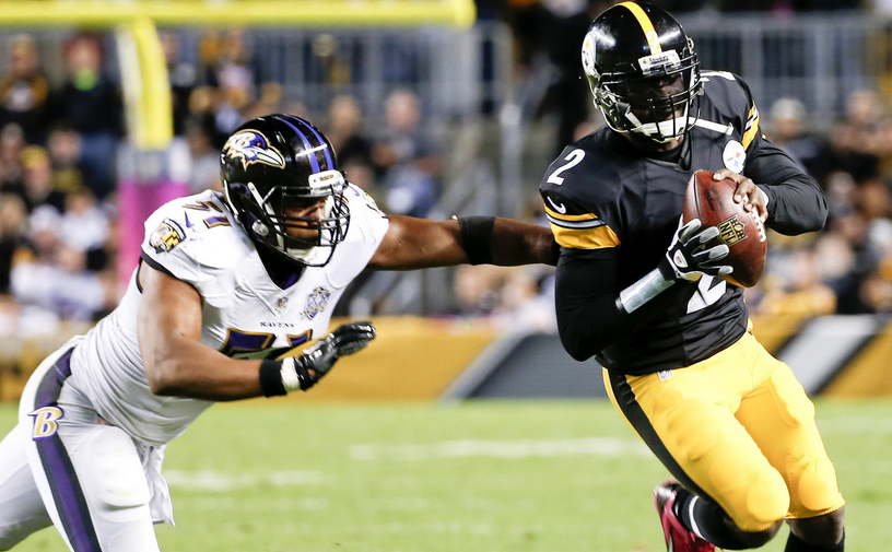 Defensive Notes from a Win in Pittsburgh