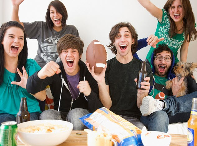 Guide to Host a Super Football Party