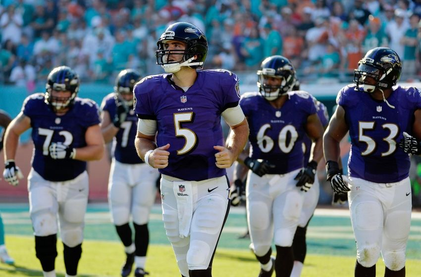Can Joe Flacco Carry The Ravens?