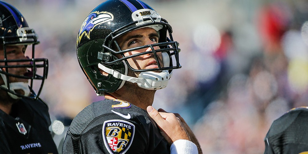Flacco Must Step Up