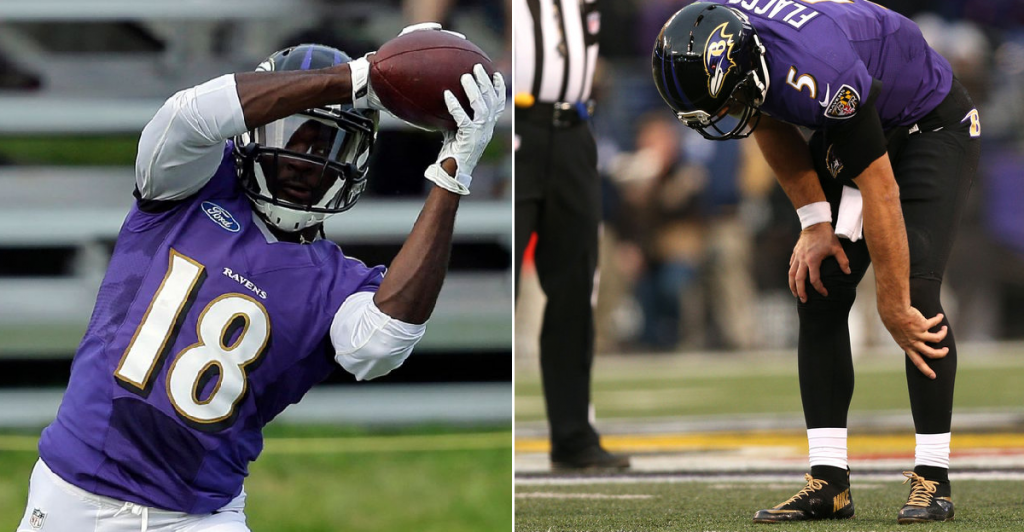 Ravens' Season-Ending Injuries Timeline