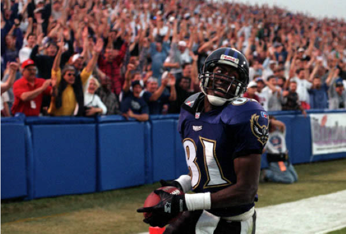 The History of The Ravens v. Rams