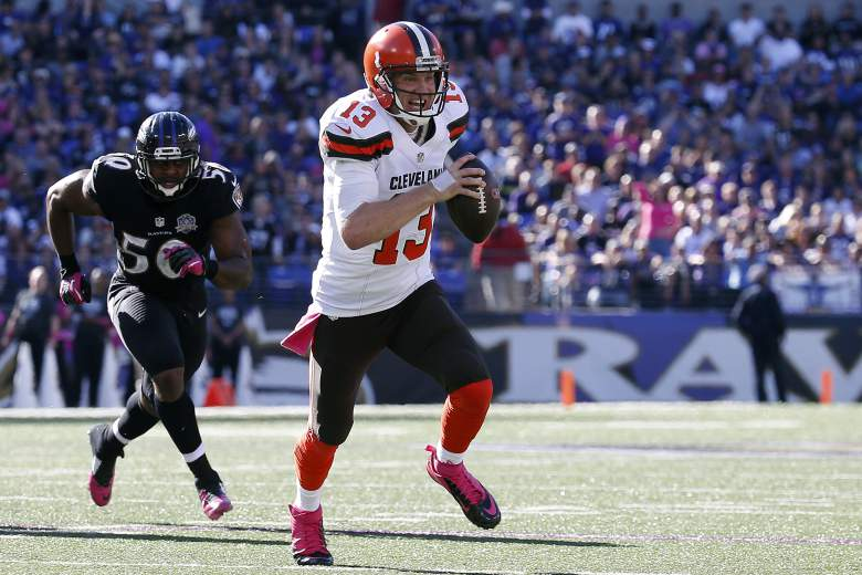 Old Nemesis McCown to Play Sunday