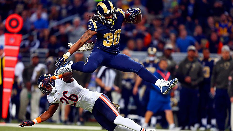 Backside Blitzes Key to Stopping Gurley