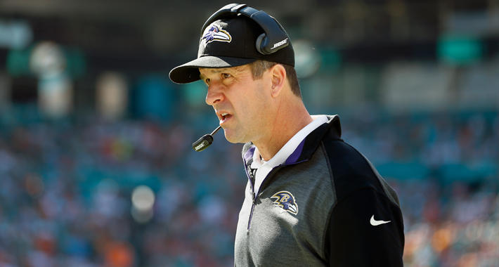 Rule Changes Not What Harbaugh Wanted
