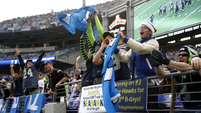 12th Man Invades Baltimore
