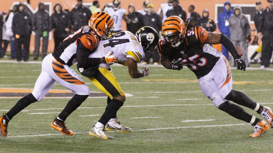 Reinforcing Hatred of AFC North Rivals