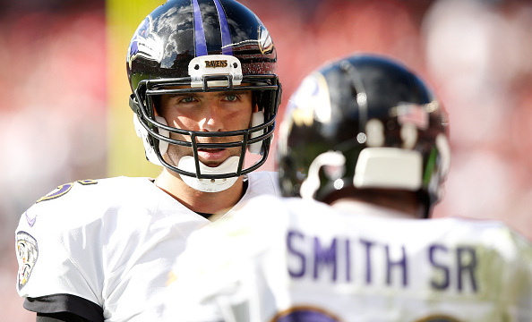 2015 Season Ending Ravens Report Card