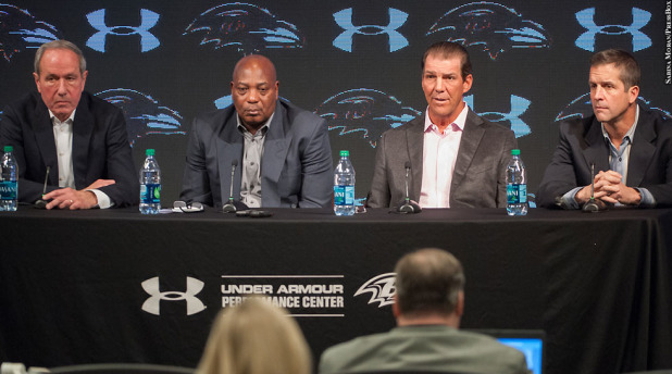 State of The Ravens Presser