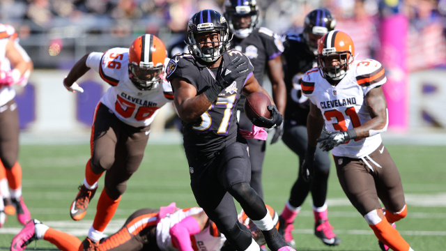 Ravens Running Game Must Make a Comeback