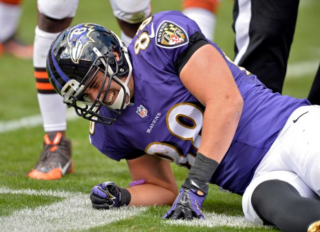 No Pitta Party in Baltimore
