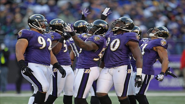 Ravens Must Bring Back Smash Mouth Style