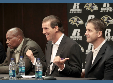 The Growing Influence of John Harbaugh