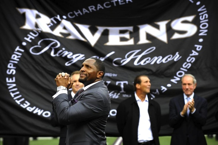 Ravens Ring of Honor is Flawed