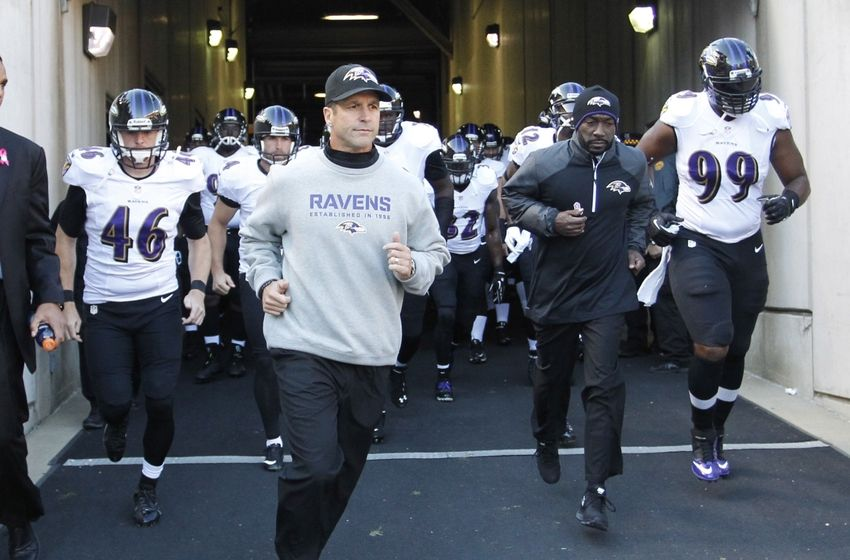 Ravens Face a Challenging Offseason