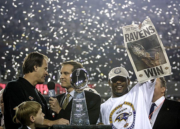 Baltimore Super Bowl Memories