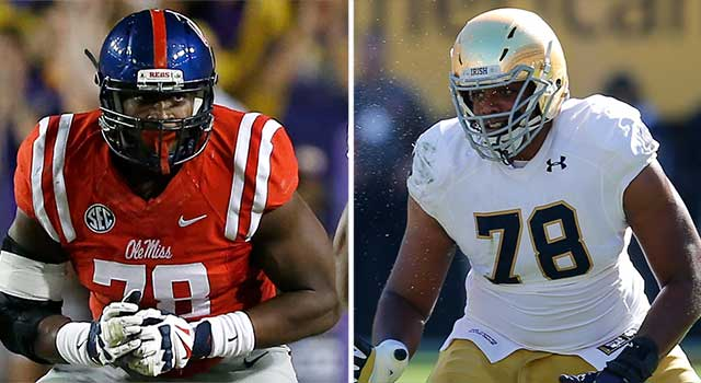 Hard to Fault Ravens for Avoiding Tunsil