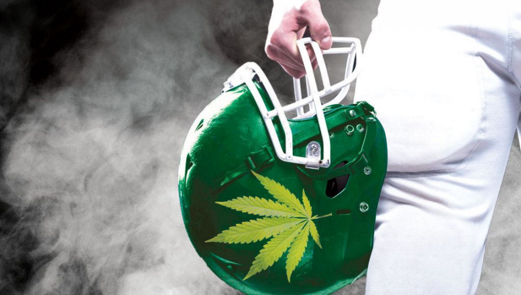 Marijuana Times in The NFL