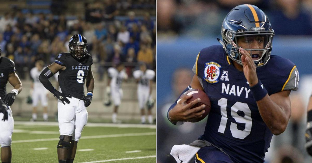 DE Judon & Keenan Reynolds in Rounds 5&6